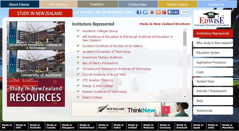 new zealand education essay